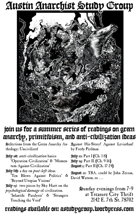 Green Anarchy Summer